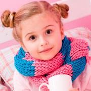 У ребенка ОРВИ: алгоритм действий для мамы