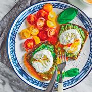 Что едят на завтрак Артем Королев и его девушка? 2 рецепта