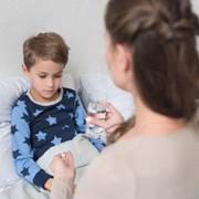 У ребенка насморк. Как убедить родителей не давать ему антибиотики