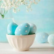 Расписываем яйца к Пасхе: 9 способов покраски яиц