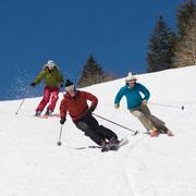 Где покататься на лыжах в Европе