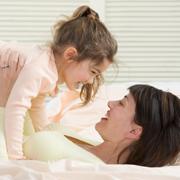 Вместе с дочкой: расстаемся только на время работы