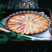 Линда Ломелино: С чем испечь пирог в начале лета? С ревенем: рецепты пирогов