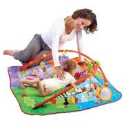 Для кого делают развивающие коврики