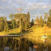 Галина Касьяникова: Торопец, Тверская область: семейный отдых на природе для усталых горожан