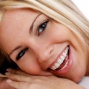 Жемчужно-белые зубы?