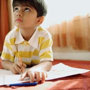 Гиперактивный ребенок: как он будет учиться? 5 игр на развитие памяти и внимания