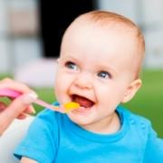 Первая помощь малышу при аллергии