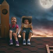 Как и когда наблюдать Луну: астрономия для начинающих
