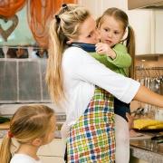 Как живется многодетной маме?