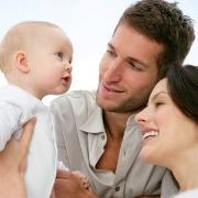 Взрослая любовь и маленькие дети