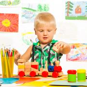 Готовимся к детскому садику заранее. Часть 2