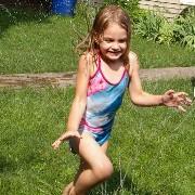 Змея из мыльных пузырей и веселый душ для малышей