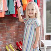 А ваш ребенок одевается самостоятельно? Алгоритм одевания
