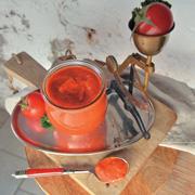 Соус из помидоров и паштет из баклажанов: рецепты от Лары Кацовой