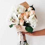 Букет из садовых цветов своими руками к 1 сентября