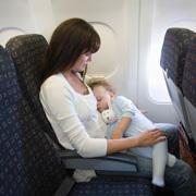 Ребенок в самолете: если все способы успокоить не работают