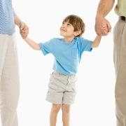Соломоново решение: как делят детей