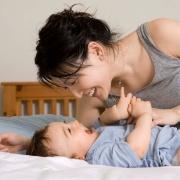 25 признаков того, что вы воспитываете маленького ребенка одна