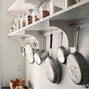 Джулия Карлсон: Кухня, где все под рукой: идеи для хранения