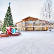 Отели Подмосковья: зимнее приключение для всей семьи