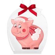 Новогодние подарки: раскраски для детей и косметика из шоколада