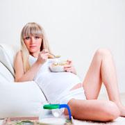 Низкокалорийная диета во время беременности приводит к ожирению у ребенка