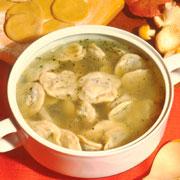 Свежие грибы — 4 вкусных рецепта: суп, горячее и пирожки!