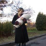 Актриса Анастасия Цветаева: рожать в Москве или в Израиле?