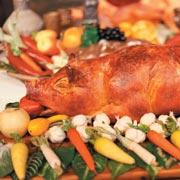 Можно ли готовить свинину на год Свиньи