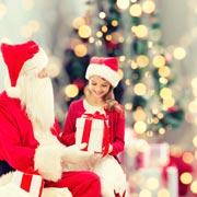 Переодеваетесь в Деда Мороза? Будьте внимательнее с тапочками