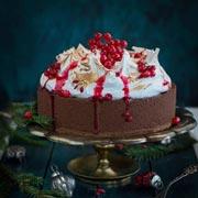 Шоколадная колбаса и чизкейк без выпечки: новогодние десерты