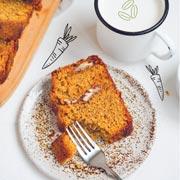 Готовим завтрак заранее - гранола из зеленой гречки и морковный кекс