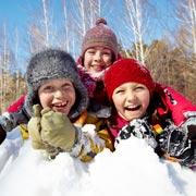 Фешн-сосульки, мыльные пузыри на морозе и еще 5 идей для зимней прогулки