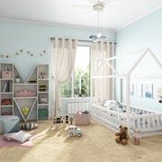 5 цветов, которые лучше всего использовать в дизайне детской