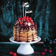 Линда Ломелино: Шоколадный блинный торт: мало сахара, много апельсинов