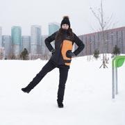 Программа тренировок на улице зимой: 8 упражнений