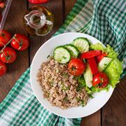 На рисе, картошке и овощах: как сохранить здоровье в пост