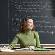 Хочу быть учителем - как бабушка