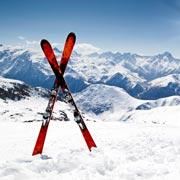 Иван Кузьмин: Лыжи