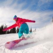 Вера Курская: Советы начинающему сноубордисту
