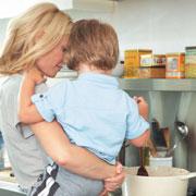 На кухне: готовим с малышами. 6 советов от Гвинет Пэлтроу