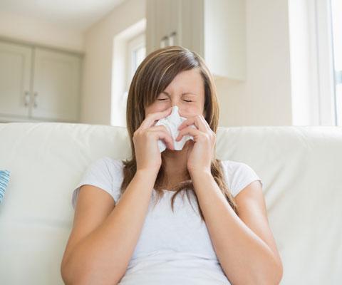 Простуда при беременности с температурой 37
