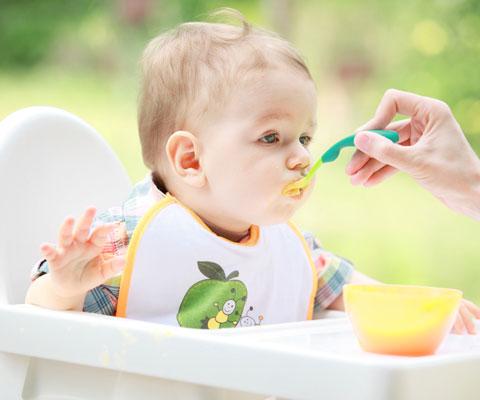 Овощное пюре для ребёнка своими руками