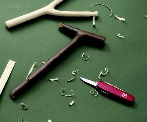 Ножи своими руками в домашних