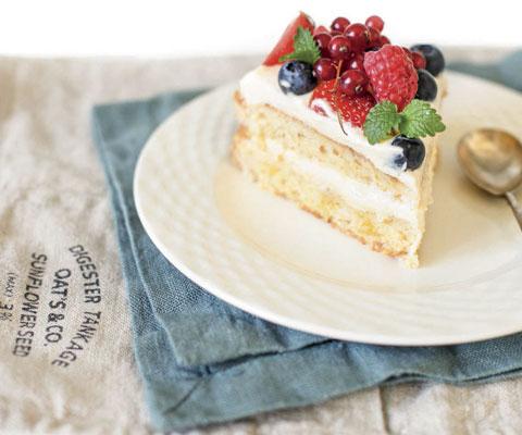 бисквитный торт с заварным шоколадным кремом рецепт с фото