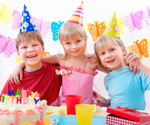 Стили дня рождения для девочки и конкурсы