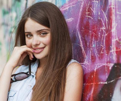 Эро подросток девочка фото