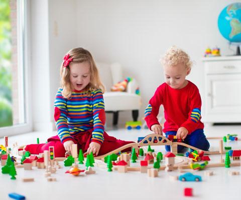 Как научить малыша убирать игрушки учимся играя