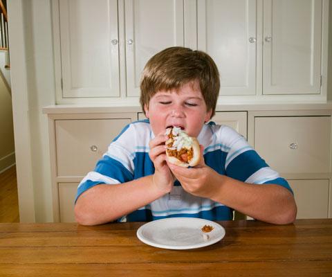 как похудеть ребенку 11 лет